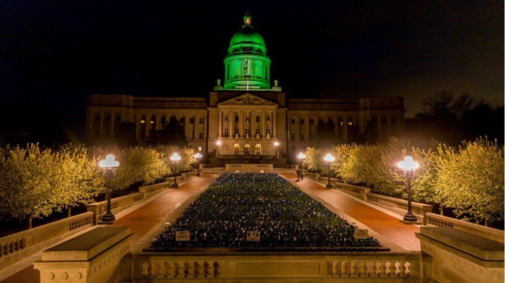 Kentucky Capital building