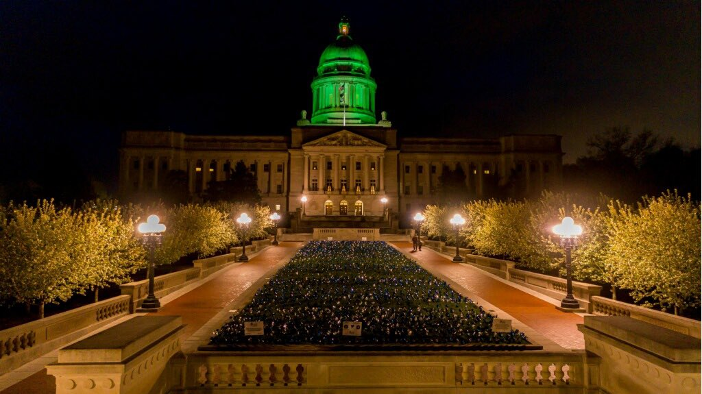 Kentucky Capital building