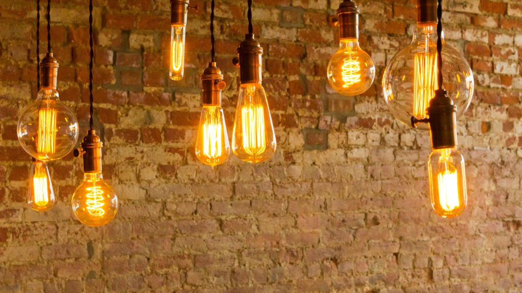 Nostalgia bulbs are a great way to add ambiance to your home, business, or restaurant!