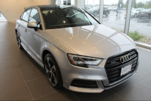 Audi Lighting at Valley Imports in Fargo